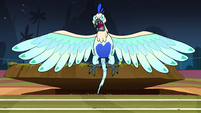 S1E4 Giant magic bird rises up