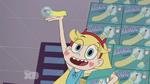 S1e21 star holding banagic wand