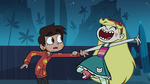S1e2 star begins to drag marco