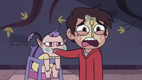S4E10 Marco Diaz asking Star for help