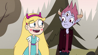 S4E24 Star Butterfly 'what did you call it?'