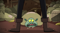 S2E20 Buff Frog 'I did not ask to leave'