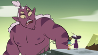 S4E32 Globgor 'get the villagers to safety!'