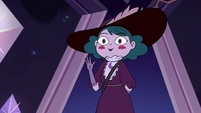 S4E9 Eclipsa Butterfly waving to the camera