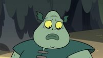 S2E20 Buff Frog thinking to himself