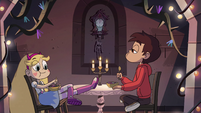 S4E13 Star and Marco eating cereal together