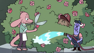 S4E1 Monster gardeners tend to the plants