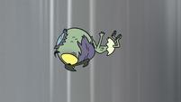S2E2 Ludo plummeting toward the ground