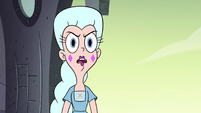 S4E35 Moon Butterfly losing her patience