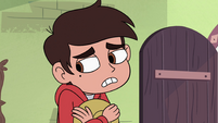 S4E13 Marco overcome with uncertainty
