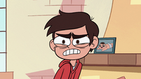 S2E36 Marco Diaz glaring at his parents