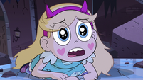 S3E38 Star Butterfly 'what did you do?'