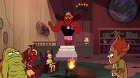 S4E6 Wrathmelior invites everyone to dining room