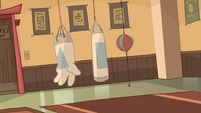 S1E5 Punching bag arm