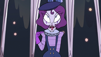 S3E34 Mime Girl pantomiming death