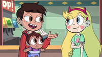 S4E26 Marco 'getting to see all our friends'