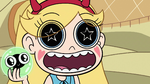 S2E11 Star Butterfly with stars in her eyes
