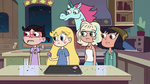 S2E17 Star Butterfly and friends hear synth jazz music