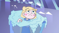 S2E34 Star Butterfly listening to Rhombulus
