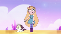 S3E37 Star Butterfly 'no way, buster!'