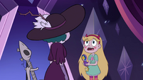S4E9 Star 'sorry I dragged you into this'