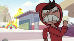 S1e1 marco runs away from danger
