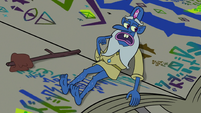 S3E3 Glossaryck 'I thought you were in on the'