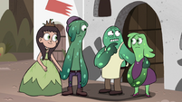 S4E34 Mr. Slime 'sorry about the invasion'