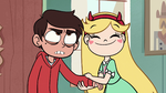 S1e1 marco is trying to deal with it