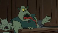 S2E20 Buff Frog unlocks his chains with his tongue