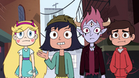 S4E30 Janna and friends greeting Needles