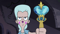 S4E35 Moon reclaims the Royal Magic Wand