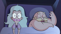 S4E8 Moon Butterfly wakes up in her bed