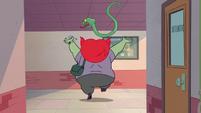 S2E16 Miss Skullnick runs away from the snake