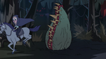 S2E40 Flytrap monster snapping its jaws