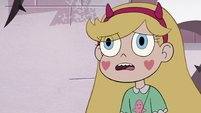 S3E11 Star Butterfly 'kind of a handful'