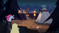 S3E12 Star and Pony Head reach demoncism site