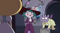 S4E10 Eclipsa 'looking for the Book of Spells'