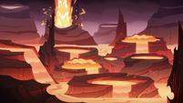 S4E19 Lava geysers in the Underworld