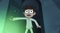 S1E14 Marco enters Star's room