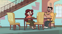 S2E4 Angie and Rafael have lunch together