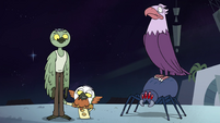 S4E14 Ludo with Dennis, Bird, and Spider
