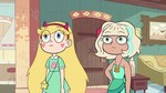 S2E27 Star Butterfly and Jackie hear Marco