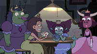 S3E33 St. Olga's princesses playing cards