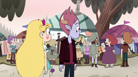 S4E24 Star and Tom eavesdrop on Mewmans