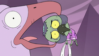 S4E14 Ludo in bald eagle's beak