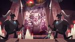 S4E15 Mina Loveberry presents Solaria's tapestry
