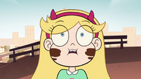 S2E9 Star Butterfly fails to repeat Mina's words