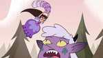 S3E38 Marco appears over Meteora Butterfly