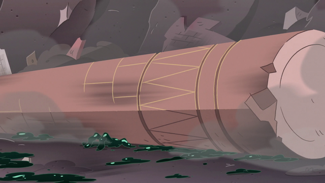 Файл:S3E7 Toffee crushed under a stone pillar.png